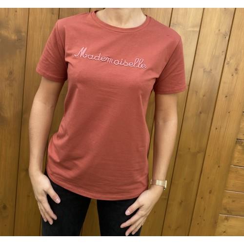T-Shirt Mademoiselle...